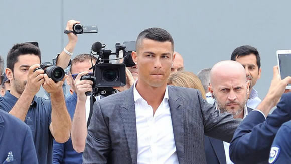 Agreement reached to reduce Cristiano Ronaldo's tax fine by €2 million