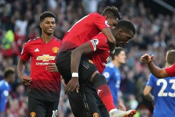 Paul Pogba posts cryptic message to Instagram after Manchester United win