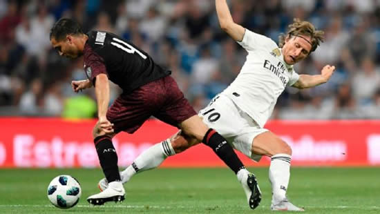 Real Madrid's Luka Modric has 'expressed interest' in Inter - Luciano Spalletti