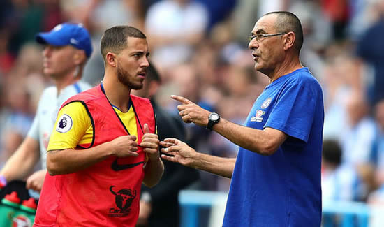 Chelsea braced for Eden Hazard bid as Real Madrid plan fresh £200m attack - EXCLUSIVE