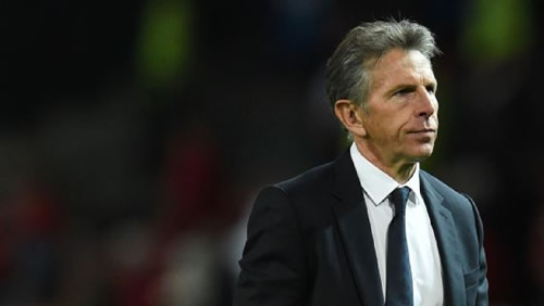 Leicester consider Roberto Martinez, Thierry Henry to replace Claude Puel