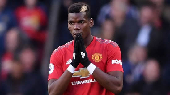 Paul Pogba return to Juventus from Manchester United ruled out