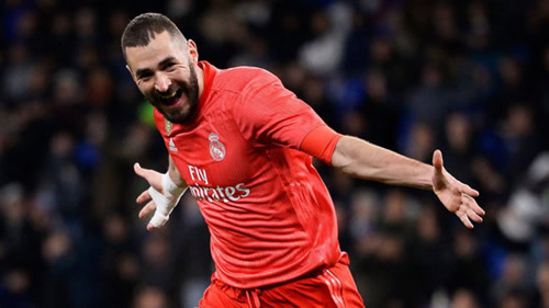 Benzema: I'm a No.9 who has the soul of a No.10