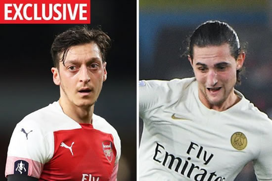 Arsenal transfer news: Mesut Ozil could leave in PSG swap deal – expert