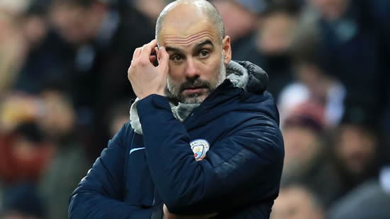 Manchester City boss Pep Guardiola says title race is not over despite Newcastle loss