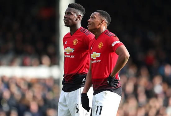 Man Utd star Anthony Martial sends Paul Pogba warning to PSG ahead of Champions League tie