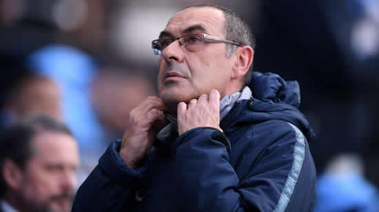 Sarri's future at risk as Chelsea players question managerial methods amid poor results