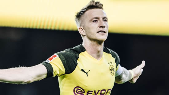 Borussia Dortmund's Marco Reus out of Tottenham Champions League tie