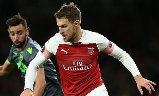 DONE DEAL: Juventus announce Ramsey signing