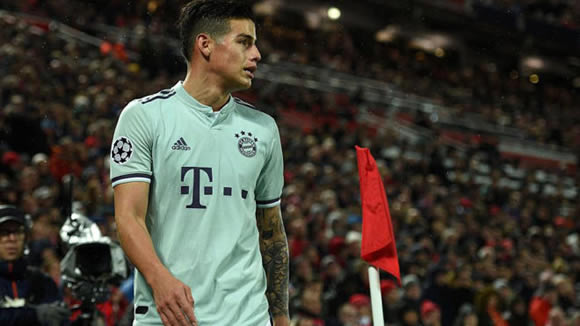 James Rodriguez: I have everything in Madrid, such as my house and loved ones