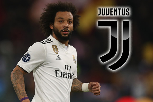 Real Madrid could get £39m for Marcelo from Juventus despite left-back's shocking form