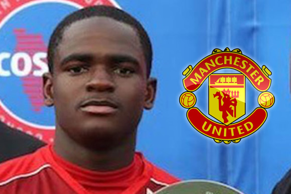Man Utd take 17-year-old Angolan wing prodigy Zito Luvumbo on trial after he stuns scouts
