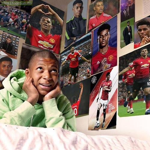 7M Daily Laugh - Kylian Mbappe's childhood hero is revealed