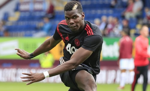 Pogba assures Man Utd of commitment after `Ole chat`