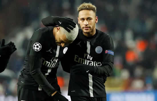 Real Madrid would prefer to sign Kylian Mbappe than Neymar