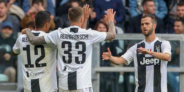 Juventus 2 Fiorentina 1: Bianconeri bounce back to seal Scudetto