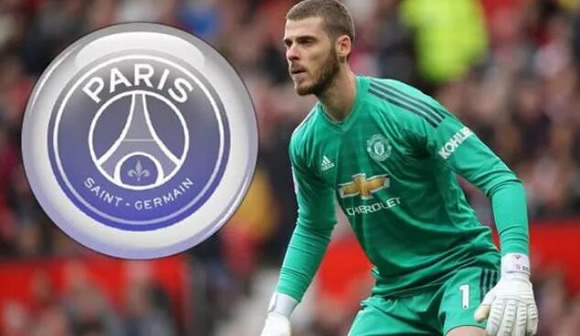 PSG have made offer for David De Gea - French journalist
