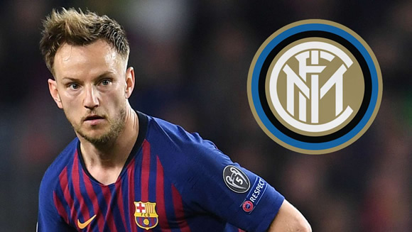 Inter close in on €50m deal for Barcelona star Rakitic