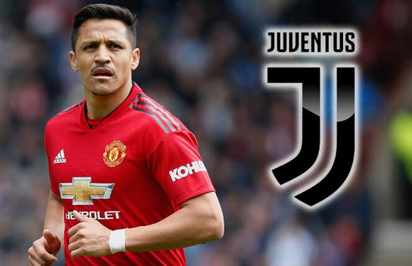 Juventus director meets Man Utd flop Alexis Sanchez's agent to thrash out summer move