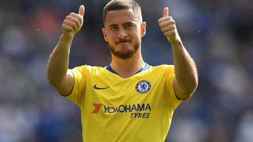 Hazard on his future: I've made my decision, but it's not just about me