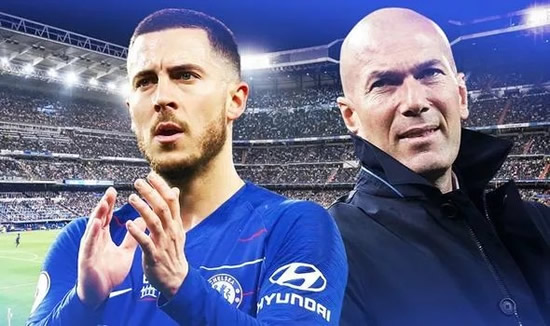 Eden Hazard EXCLUSIVE: Chelsea ace frustrated on Real Madrid transfer and will force move