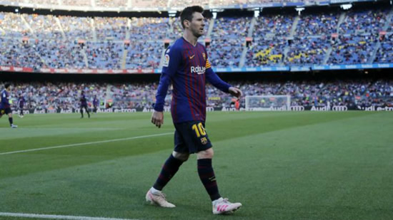 Messi: More hurt than ever