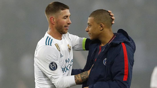 Real Madrid are waiting to see what happens with Mbappe... and Neymar