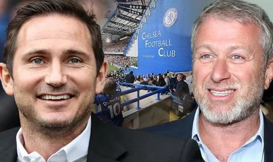 Frank Lampard to seal Chelsea return in 48 hours as Derby boss hammers out details of deal