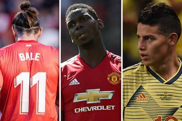 Real Madrid ready to sell four players to get Paul Pogba deal sealed