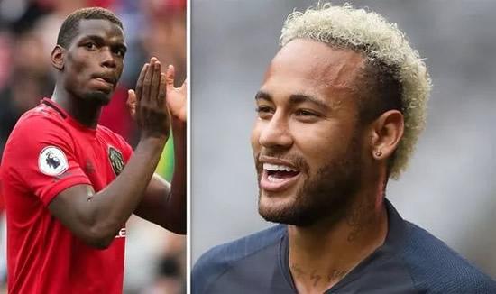 Transfer news LIVE: Neymar to Barcelona development, swap deal offer made, Man Utd exit