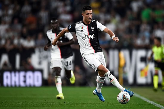 Juventus star Cristiano Ronaldo holds shock Serie A record despite being 34-years-old