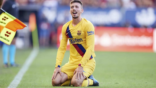 Lenglet's father reveals the defender's childhood idols
