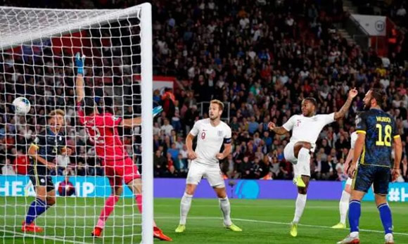 Southgate tips Sterling to emulate Messi and Ronaldo after rapid rise to become England's main man