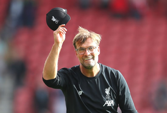 Liverpool`s Wijnaldum on title race: `We don`t want to think we are already champions`