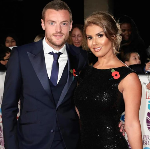 Sobbing Rebekah Vardy begs Coleen Rooney to believe she didn't leak stories in panicked phone call about 'Wagileaks' online row