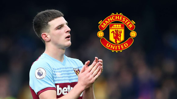 Manchester United prepared to back Solskjaer by pushing to sign top target Rice in January