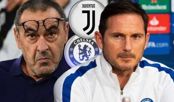 Juventus eye three Chelsea stars as Maurizio Sarri plots double transfer raid in January