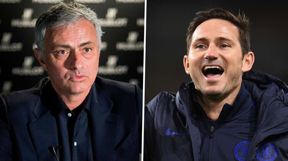 Lampard: Mourinho not right to say I turned my back on Chelsea to join Man City