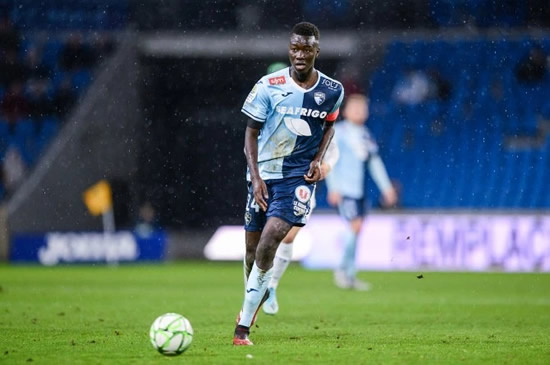 PAP'S THE ONE Arsenal close in on £5million transfer for Pape Gueye from Le Havre as midfielder's Instagram post hints at move
