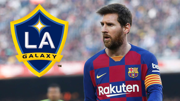 Transfer news and rumours UPDATES: LA Galaxy offered Messi Barca escape