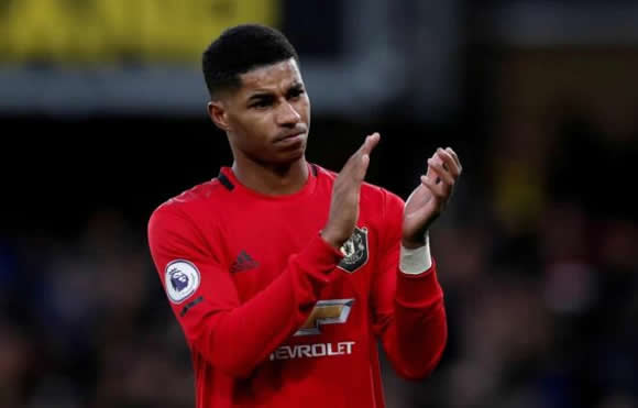 Man Utd striker Marcus Rashford set to hand England huge Euro 2020 boost by returning in time for tournament