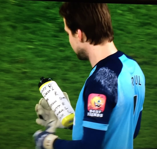 Norwich hero Tim Krul knew Tottenham stars' penalties thanks to clever bottle trick
