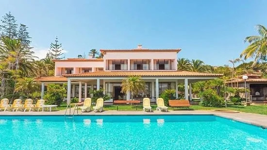Cristiano Ronaldo to extend stay in six-bedroom Madeira mansion after Juventus are forced to scrap recall