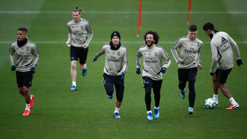 Barcelona, Real Madrid get green light to ramp up group training
