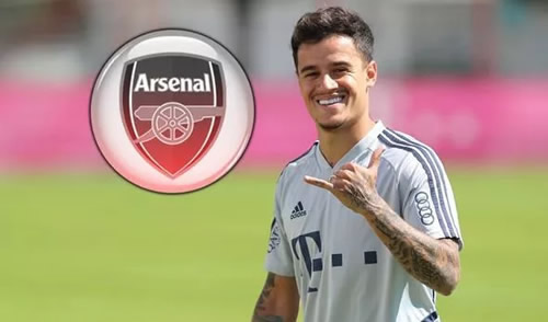 Arsenal may hold key Philippe Coutinho transfer advantage over rivals because of one man