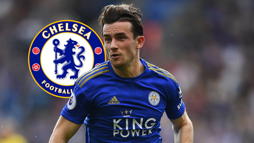 Chelsea plan to sign Chilwell after £54m Werner deal