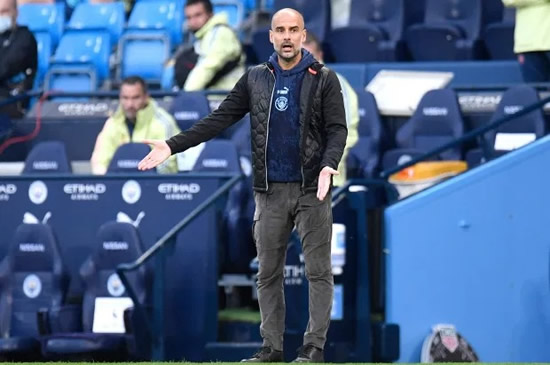 And speaking after the game, Guardiola spoke strongly about his belief that much more must be done to ensure equality and inclusion.