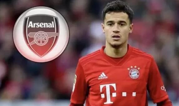Philippe Coutinho agent Kia Joorabchian wants Arsenal to sign two of his clients