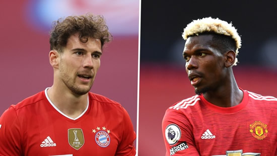 Transfer news and rumours LIVE: Man Utd line up Goretzka as Pogba replacement