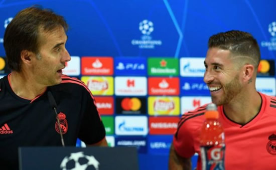Sergio Ramos could make his PSG bow against former club after being left out of the squad for Augsburg friendly